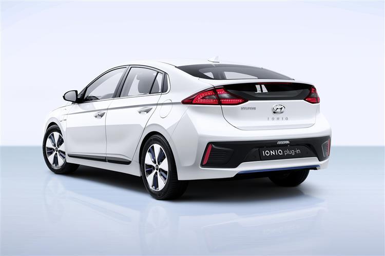 Hyundai Ioniq 1 6 Gdi Plug In Hybrid Premium Se 5dr Dct Leasing Deals Plan Car Leasing