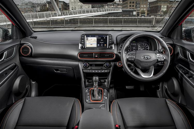 Hyundai KONA 1.6 GDi Hybrid Premium SE 5dr DCT [Smart Sense Pk]