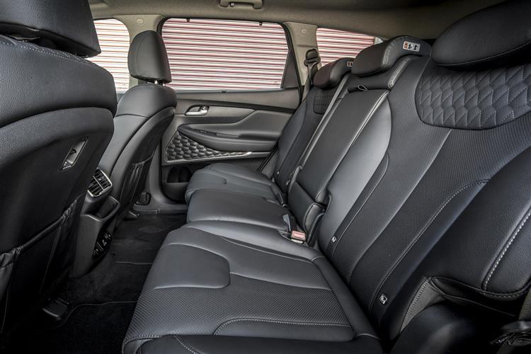 Hyundai SANTA FE 2.2 CRDi Premium 5dr Auto