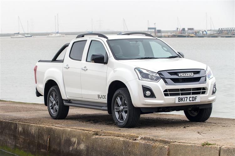isuzu d max van leasing deals leaseplan. Black Bedroom Furniture Sets. Home Design Ideas
