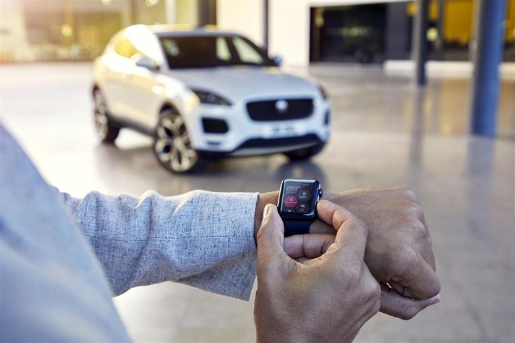 New Jaguar E-PACE review