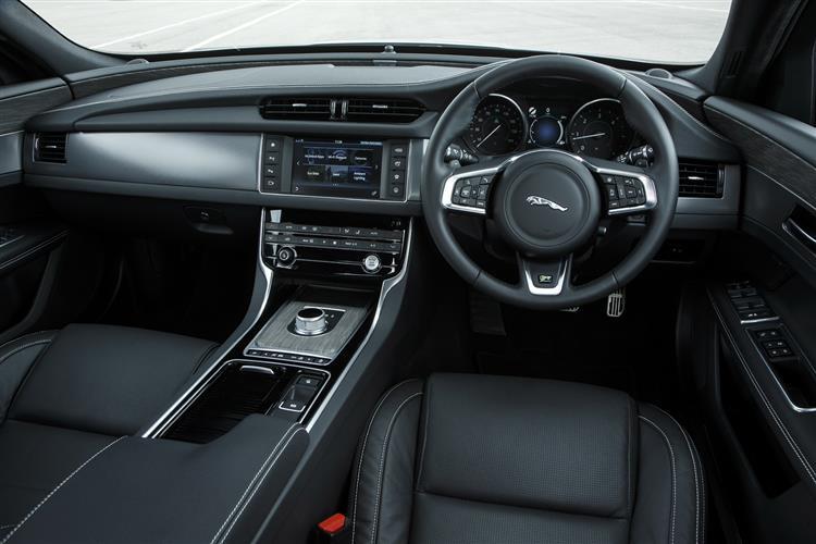 Jaguar XF 2.0d [180] Prestige 4dr Auto AWD