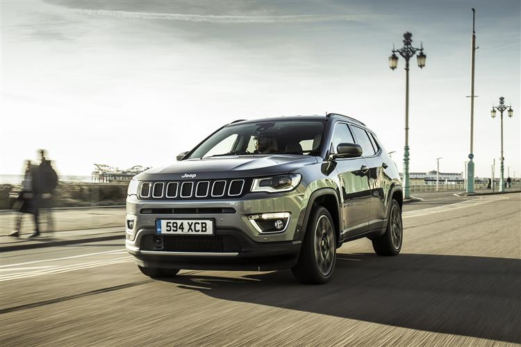 Jeep COMPASS 1.6 Multijet 120 Night Eagle 5dr [2WD]