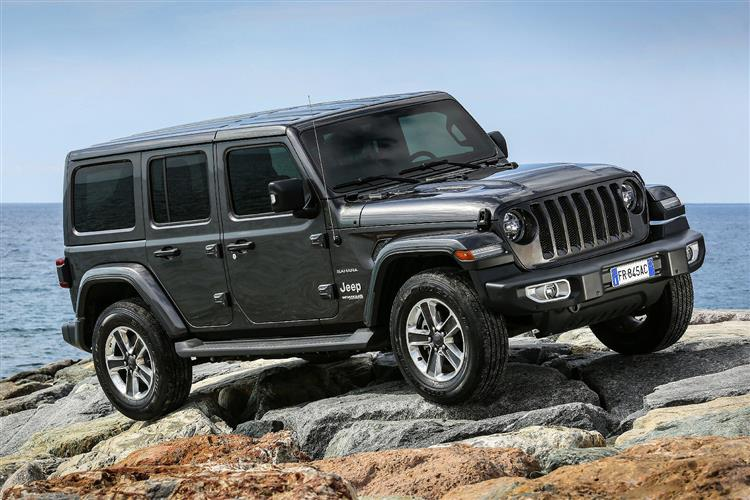Jeep WRANGLER 2.0 GME Sahara 2dr Auto8