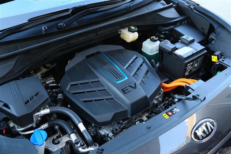 Kia E-NIRO 150kW 4 64kWh 5dr Auto