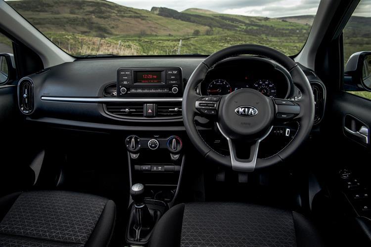 Kia PICANTO 1.0 3 5dr Auto [4 seats]