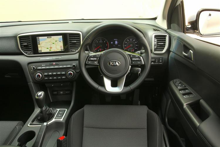 Kia SPORTAGE 1.6T GDi GT-Line S 5dr DCT Auto [AWD]