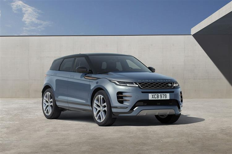 Land Rover RANGE ROVER EVOQUE 2.0 TD4 HSE Dynamic Lux 5dr