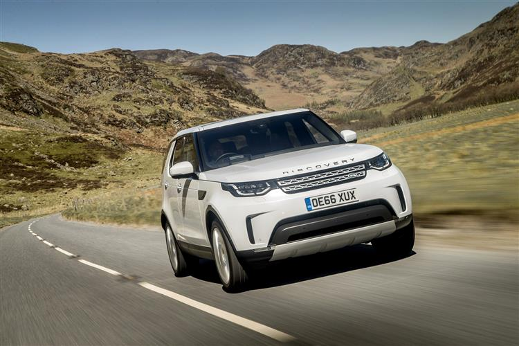 Land Rover DISCOVERY SPORT 2.0 SD4 240 HSE 5dr Auto