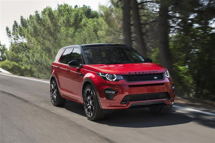 Land Rover DISCOVERY SPORT 2.0 SD4 240 HSE Luxury 5dr Auto [5 Seat]