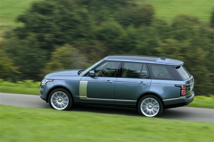 Land Rover RANGE ROVER 4.4 SDV8 SVAutobiography LWB 4dr Auto