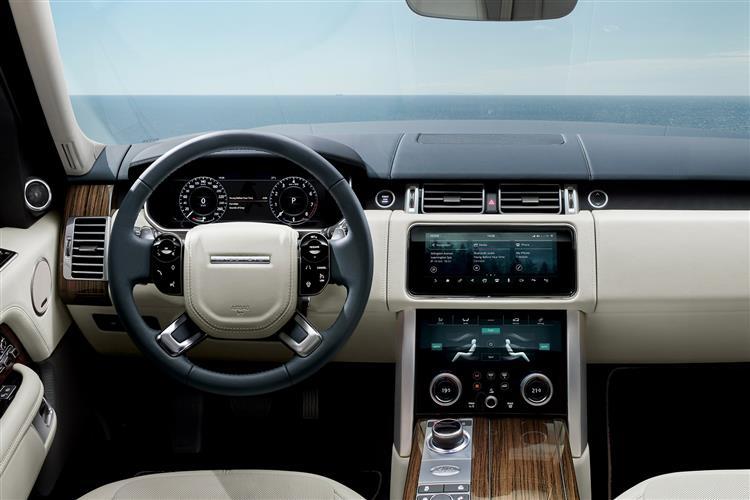 Land Rover RANGE ROVER 3.0 SDV6 Vogue 4dr Auto