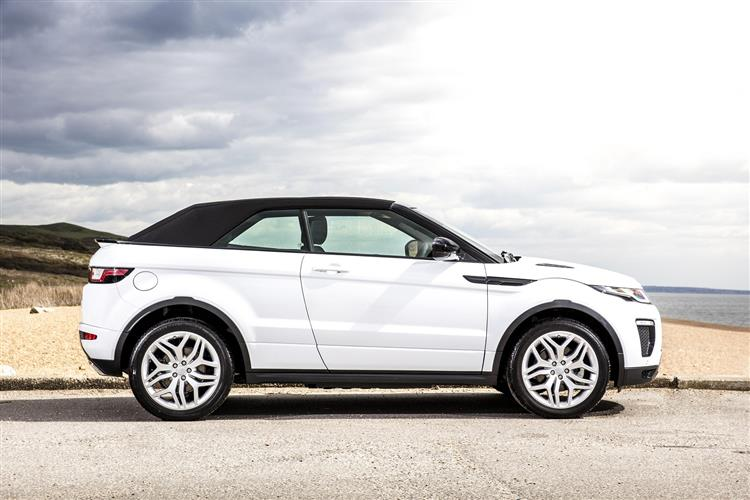 Land Rover RANGE ROVER EVOQUE 2.0 TD4 HSE Dynamic Lux 2dr Auto