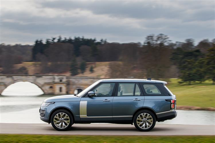Land Rover RANGE ROVER SPORT 2.0 P400e HSE Dynamic 5dr Auto