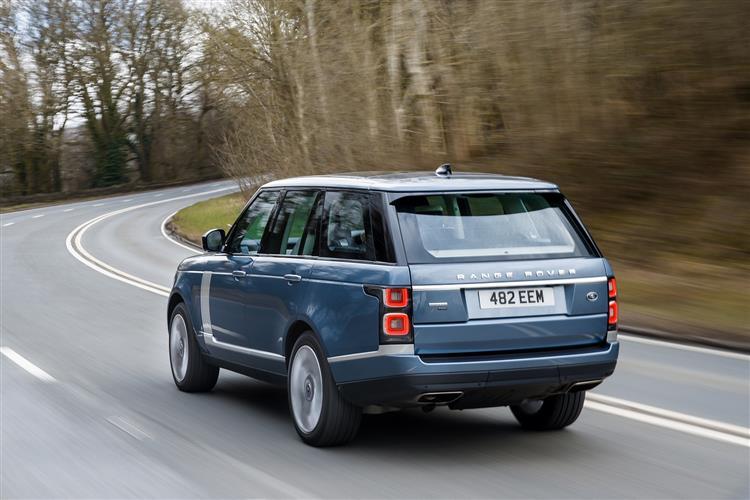 Land Rover RANGE ROVER 3.0 P400 Vogue 4dr Auto
