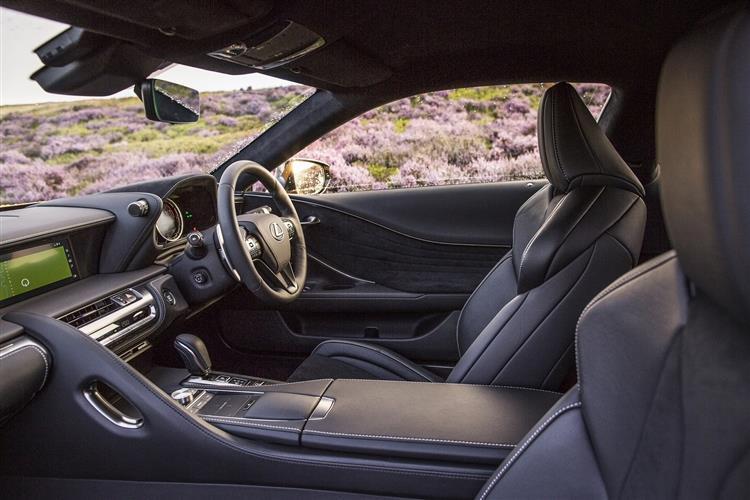 Lexus LC 500h 3.5 2dr Auto [Mark Levinson]