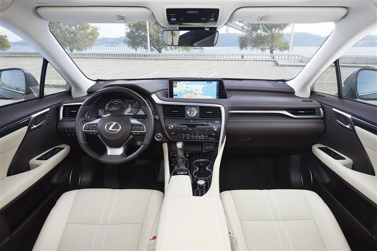 Lexus RX 450h 3.5 5dr CVT [Premium pack +Tech/Safety Pk]