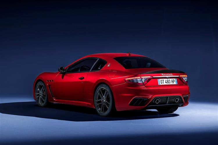 New Maserati GranTurismo review