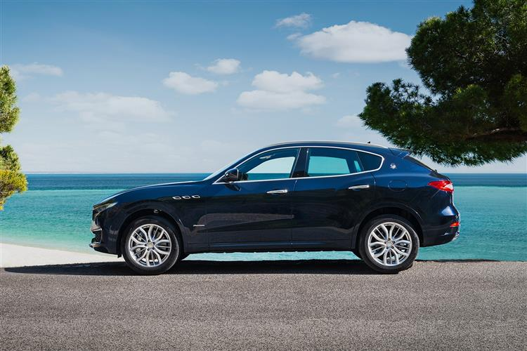 New Maserati Levante review