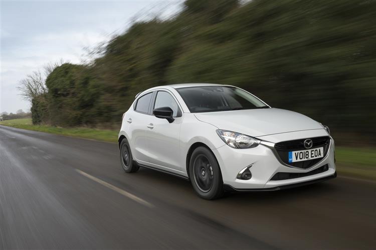 Mazda 2 1.5 SE-L Nav+ 5dr Auto