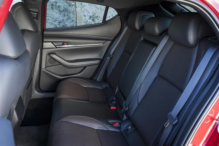 Mazda 3 2.0 Skyactiv-X MHEV Sport Lux 5dr