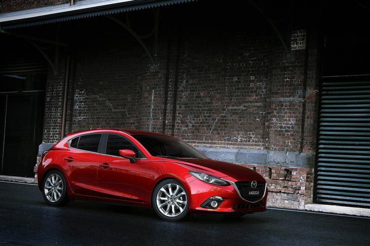 Mazda 3 2.2d Sport Nav 5dr
