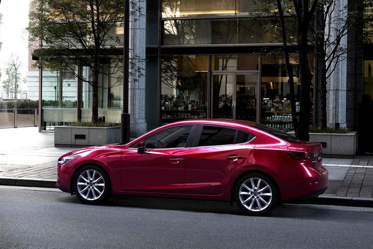 Mazda 3 Finance And Leasing Deals - LeasePlan