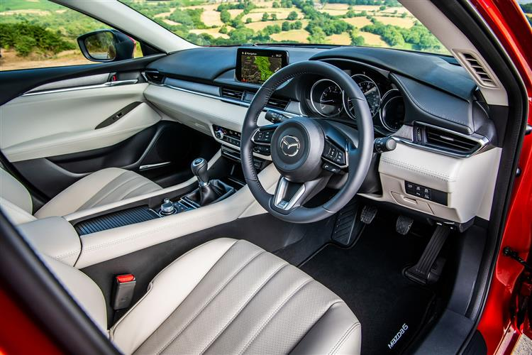 Mazda 6 2.0 SE-L Lux Nav+ 5dr
