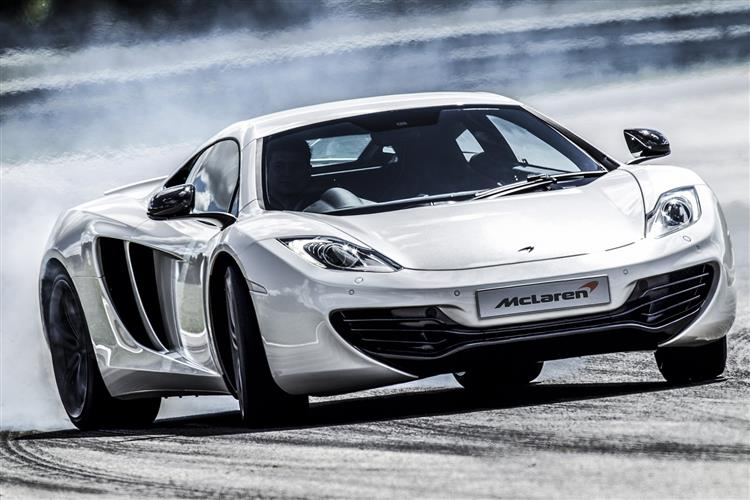 New McLaren MP4-12C (2011 - 2014) review