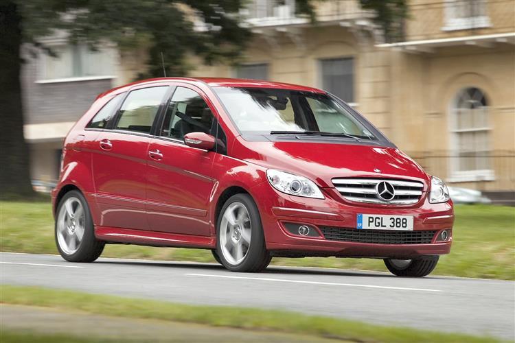 New Mercedes-Benz B-Class (2005 - 2011) review
