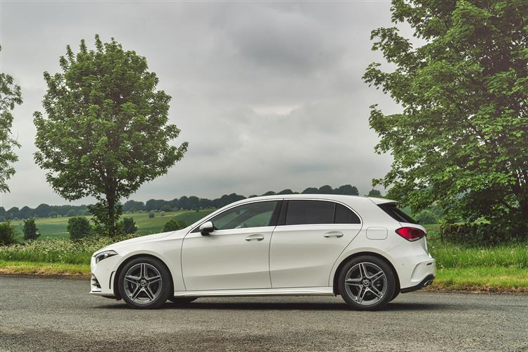 MERCEDES-BENZ A CLASS DIESEL HATCHBACK Car Leasing Deal