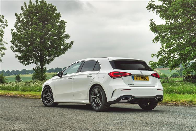 Mercedes Benz A CLASS A180d Sport Executive 5dr Auto