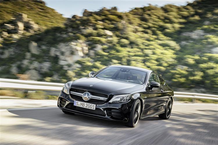 Mercedes Benz C CLASS C300d AMG Line Edition Premium 4dr 9G-Tronic