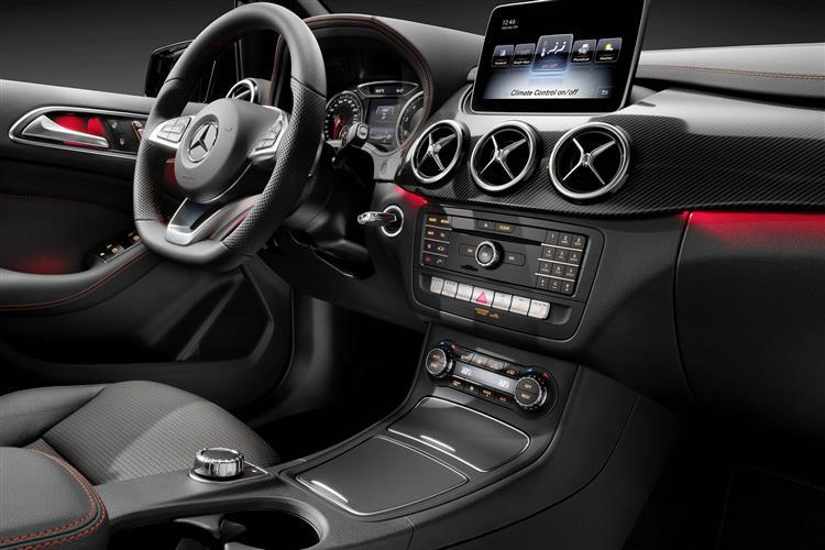 Mercedes Benz B CLASS B180 Sport Executive 5dr Auto