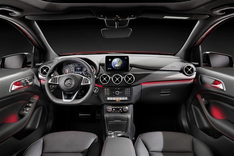 Mercedes Benz B CLASS B250 AMG Line Premium Plus 5dr Auto