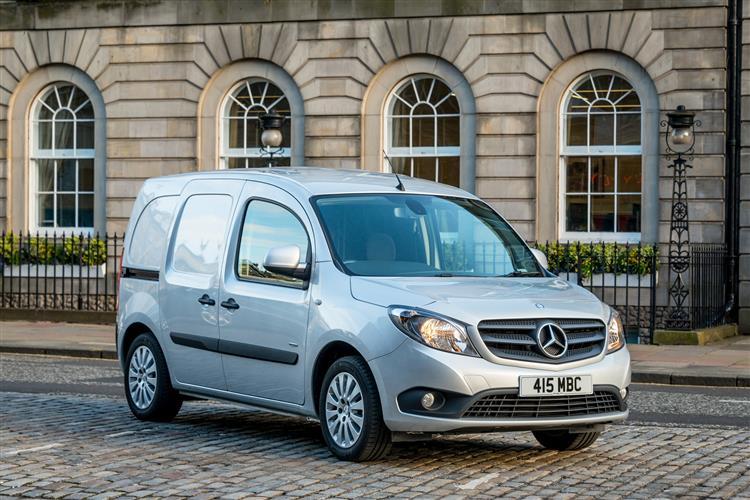 Mercedes Benz SPRINTER 3 0t Van Leasing Deals - Plan Car Leasing