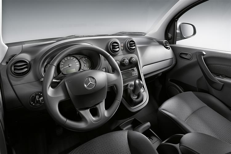 Mercedes Benz SPRINTER 3.0t BlueEFFICIENCY Van 7G-Tronic