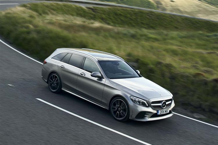 Mercedes Benz C CLASS C220d AMG Line Premium 5dr 9G-Tronic