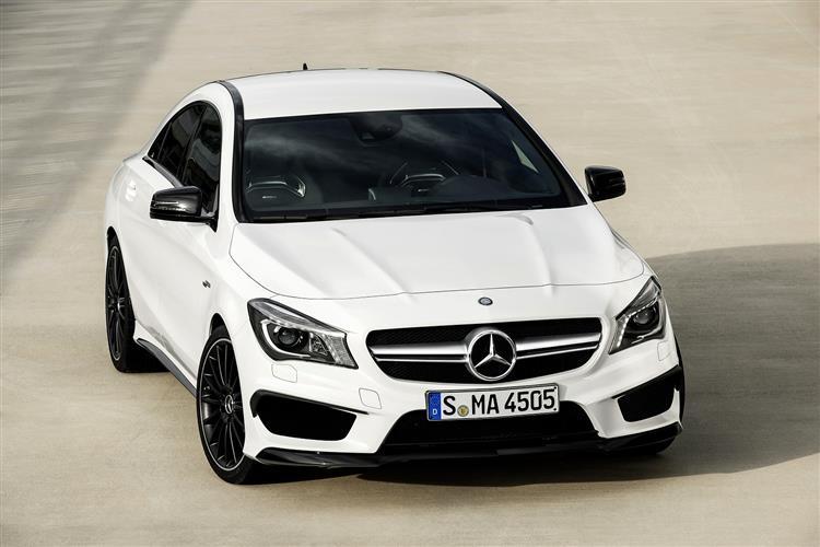 Mercedes Benz CLA CLASS CLA 180 AMG Line 4dr Tip Auto