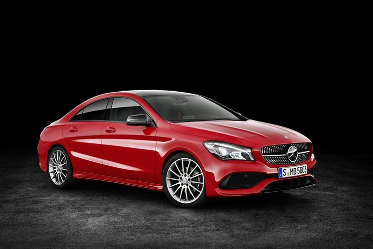 Mercedes Benz CLA CLASS CLA 180 AMG Line Edition 4dr