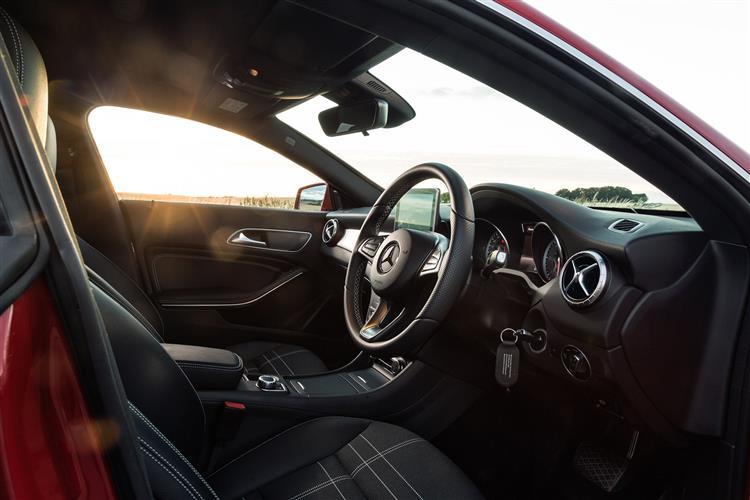 Mercedes Benz CLA CLASS CLA 200 AMG Line Edition 4dr Tip Auto