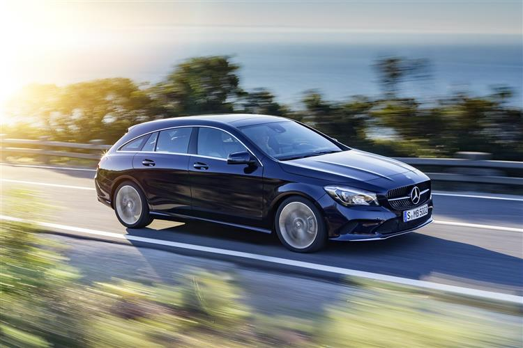 Mercedes Benz CLA CLASS CLA 200 AMG Line Edition 5dr