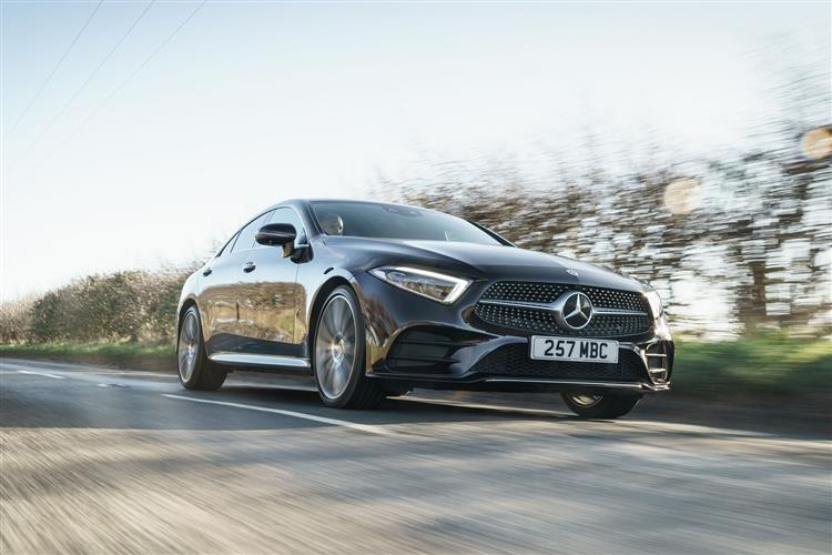 Mercedes Benz CLS CLS 350 AMG Line Premium Plus 4dr 9G-Tronic