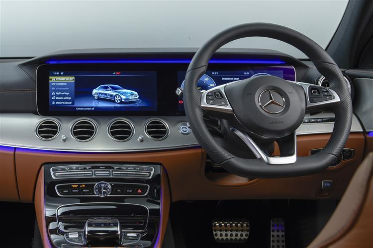 Mercedes Benz E CLASS E220d AMG Line Premium 5dr 9G-Tronic