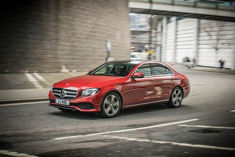 Mercedes Benz E CLASS E220d SE 4dr 9G-Tronic