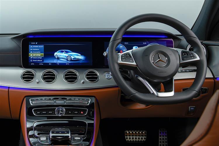 Mercedes Benz E CLASS E300e AMG Line Premium 4dr 9G-Tronic
