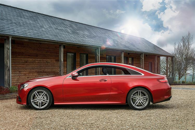 New Mercedes-Benz E-Class Coupe review