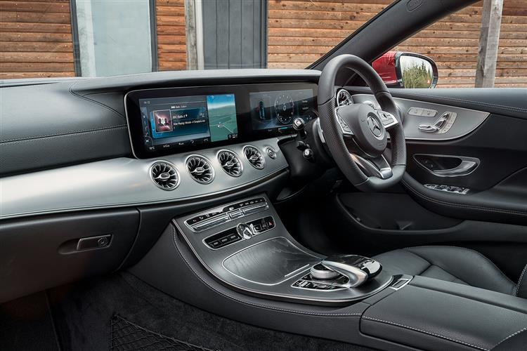 Mercedes Benz E CLASS E220d AMG Line Premium 2dr 9G-Tronic