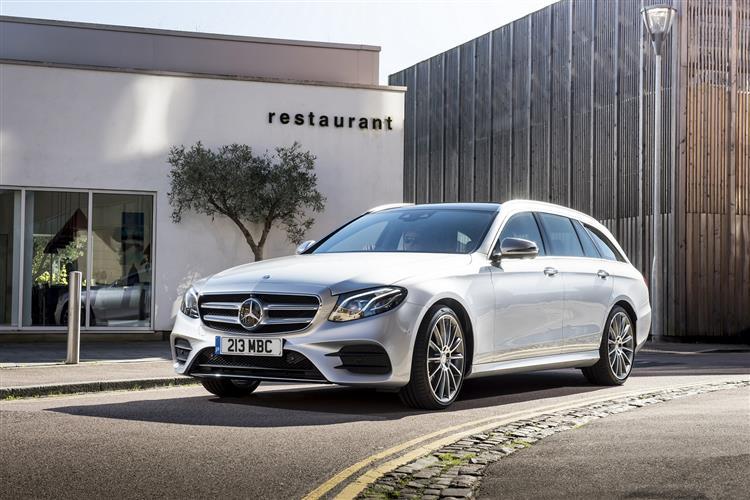 Mercedes Benz E CLASS E220d AMG Line Edition 5dr 9G-Tronic