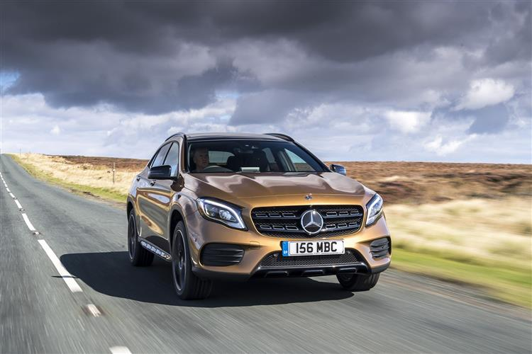 Mercedes Benz GLA CLASS GLA 200 Urban Edition Plus 5dr Auto